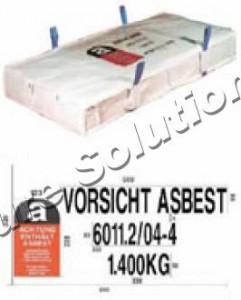 Obal na azbestové krytiny délka 2600 mm