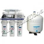Mobilní filtrace vody