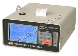 Laserový měřič částic