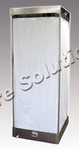Mobilní sprchová kabina